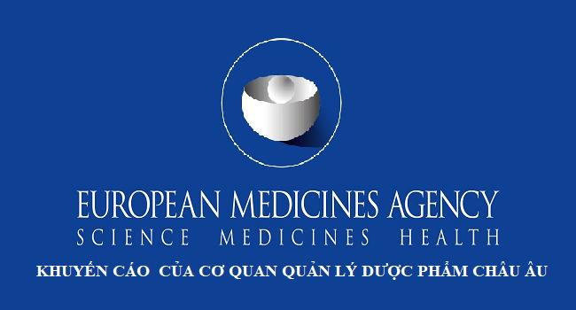 Cơ quan Quản lý Dược phẩm Châu Âu khuyến cáo về việc sử dụng thuốc nhóm Quinolon