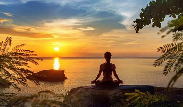 Thiền vào sáng sớm là cách mà các bậc chân tu vẫn hay làm để có sức khỏe tốt và trí tuệ minh mẫn