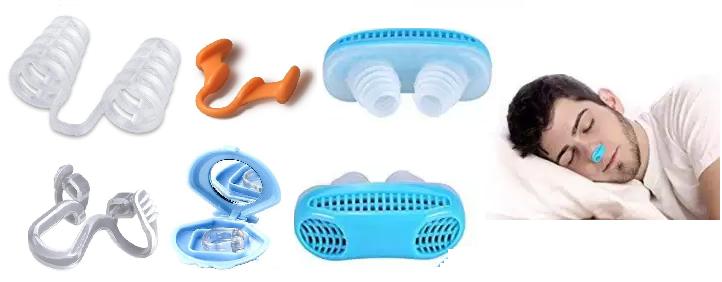 Một số dụng cụ chống ngủ ngáy
