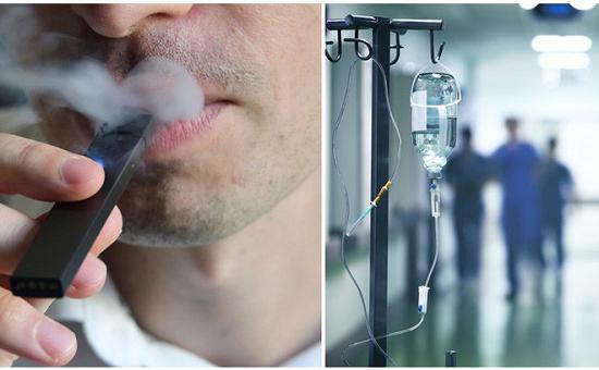Thuốc lá điện tử và bệnh phổi bí ẩn