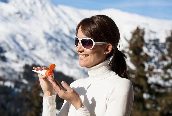 Mùa đông vẫn cần phải sử dụng kem chống nắng