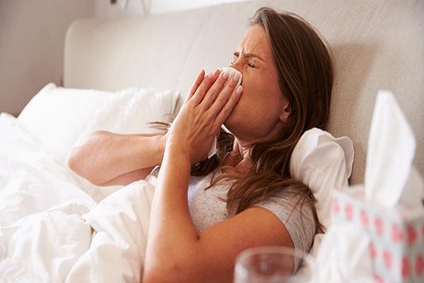 Bệnh cúm bùng phát trên diện rộng